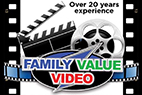 Family Value Video Logo